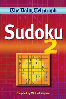 Book cover for The Daily Telegraph: Sudoku 2